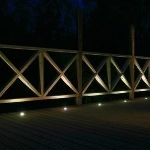 LED terassivalosarja 4 kpl
