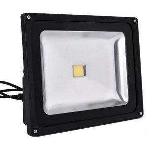 LED valonheitin 230V WORK BLACK 30W 4500K
