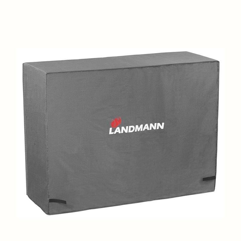 Landmann Suojahuppu luksus large Harmaa
