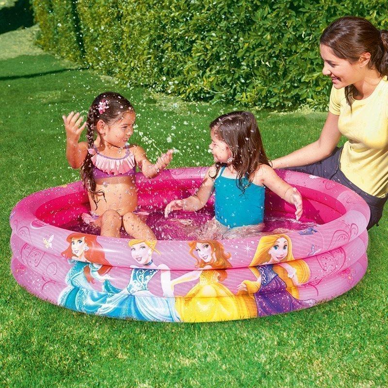 Lasten Allas Disney Prinsessat Vaaleanpunainen