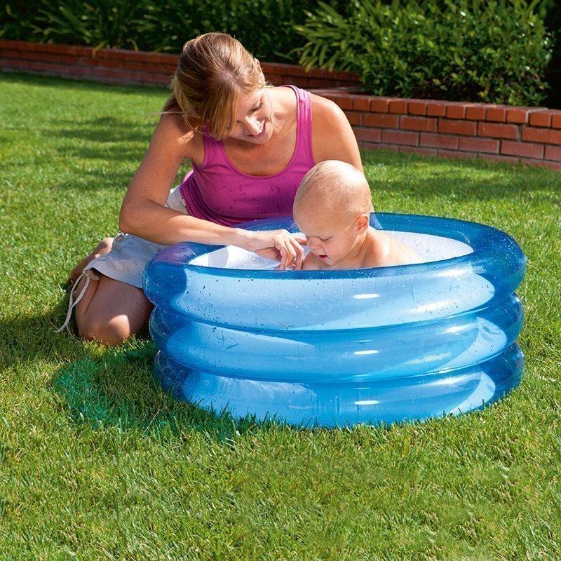 Lasten Uima-Allas Kiddie Sininen Keltainen