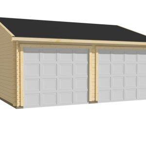 Lillevilla Garage 15 Autotalli