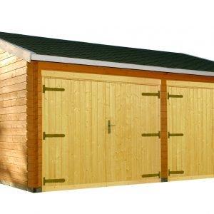 Lillevilla Garage 24 Autotalli