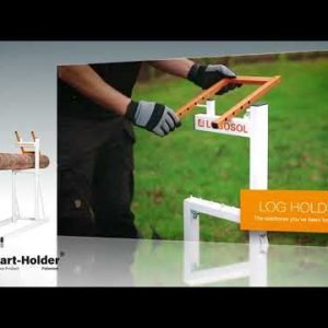 Logosol Smart Holder Sahapukki