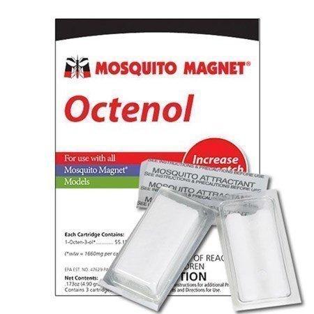 Mosquito Magnet Octenol 3-pack hyttyskarkottimeen