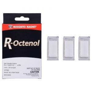 Mosquito Magnet R-Octenol Roct3 Tehosteaine Hyttysansaan 3 Kpl
