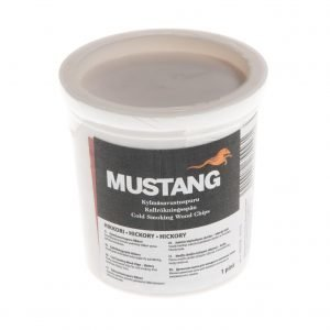 Mustang Hikkori 150 G Kylmäsavustuspuru