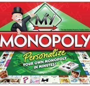 My Monopoly lautapeli