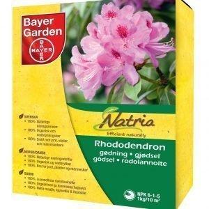 Natria 1 Kg Orgaaninen Rodolannoite