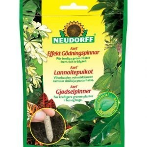 Neudorff Azet Lannoitepuikot Viherkasveille 40 Puikkoa