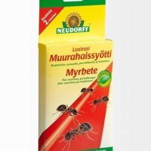 Neudorff Loxiran Muurahaissyötti 2 kpl