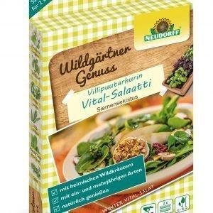 Neudorff Villipuutarhurin Vital-Salaatti 2 X 2 G Siemensekoitus