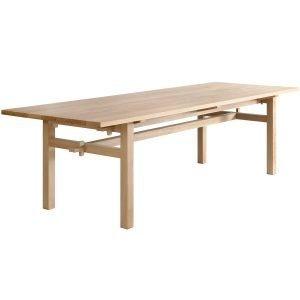 Nikari Arkipelago Pöytä Tammi 250x90 Cm