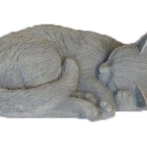 Nukkuva Kissa Patsas