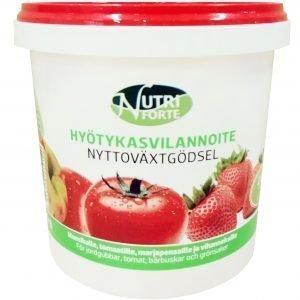 Nutriforte 900 G Hyötykasvilannoite