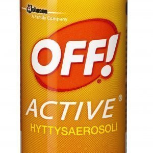 Off! Active 65 Ml Hyttysaerosoli