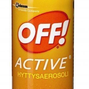 Off! Active 65 Ml Hyttysaerosoli