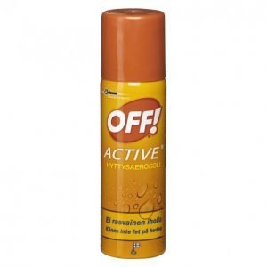 Off Active Hyttysaerosoli 65 Ml