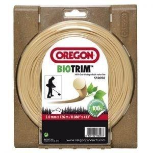 Oregon Biotrim Biohajoava Ruohotrimmerin Siima