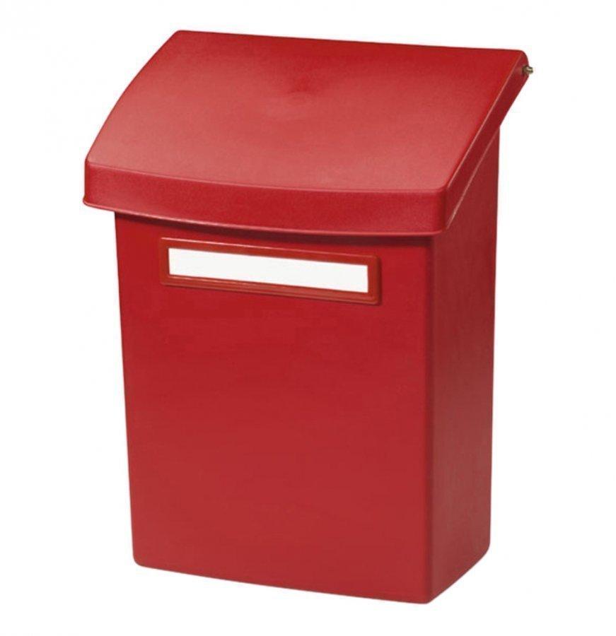 Orthex Postilaatikko 555 Punainen