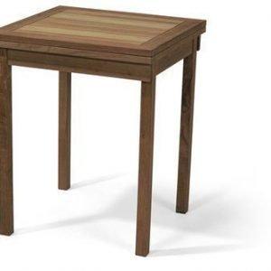 Pöytä Flexa 70/140x70cm