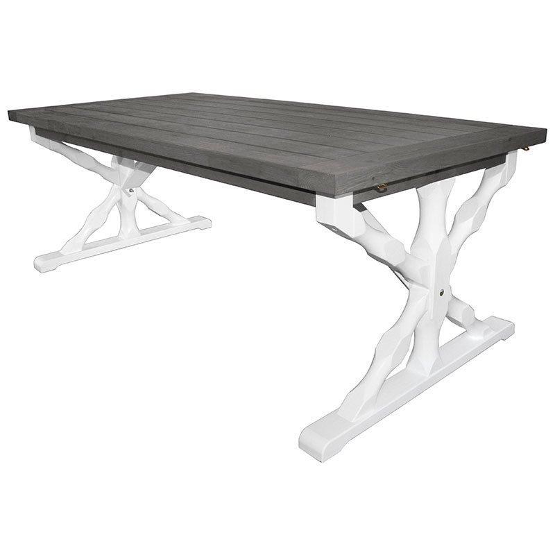 Pöytä Windsor Harmaa