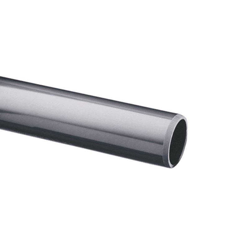 PVC-Putki Musta