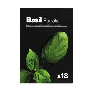 Plantui Basil Fanatic Kasvikapselit Lajitelma
