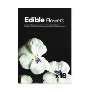 Plantui Edible Flowers Kasvikapselit Lajitelma