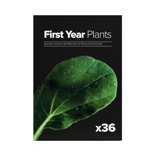 Plantui First Year Plants Kasvikapselit Lajitelma