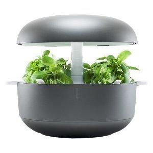 Plantui Smart Garden 6 Pienoiskasvihuone Harmaa