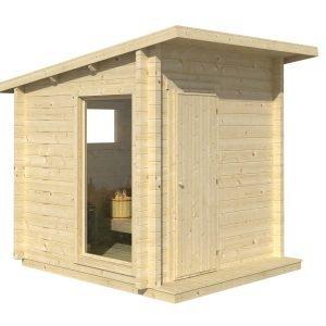 Polhus Ville Sauna