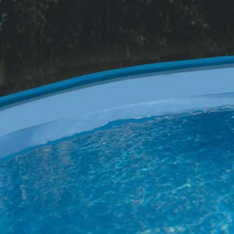 Poolliner Pyö Ø350x120cm Ripust Sininen