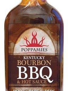 Poppamies BBQ Kentucky Bourbon