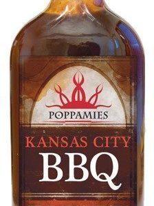 Poppamies BBQ kastike Kansas City
