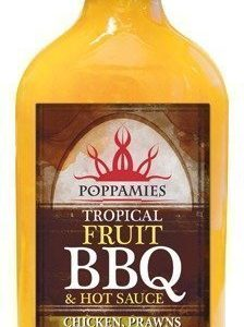 Poppamies BBQ kastike Tropical Fruit