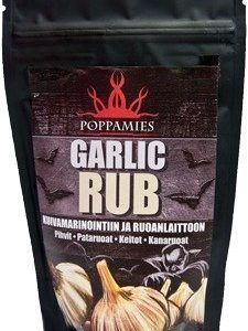 Poppamies Garlic RUB