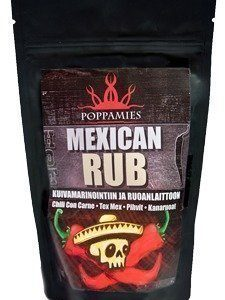 Poppamies Mexican RUB