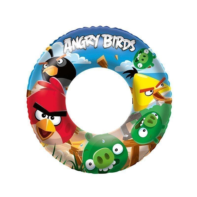 Puhallet Uimarengas Angry Birds Multi