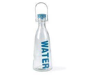 Pullo kannellinen 1 l sininen