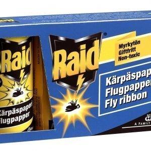 Raid Kärpäspaperi 4 Kpl