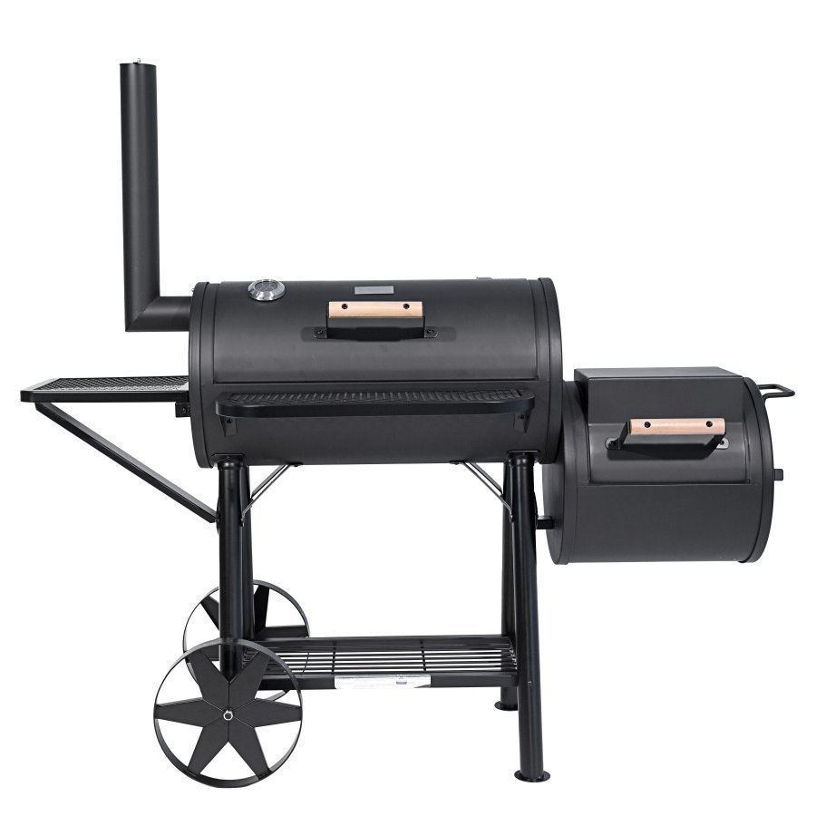 Rebel 75 Grill Smoker Hiiligrilli