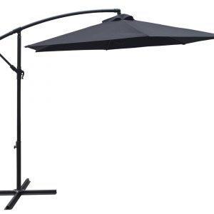 Riippuva 3 M Musta Aurinkovarjo