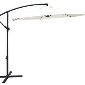 Riippuva 3 M Valkoinen Aurinkovarjo