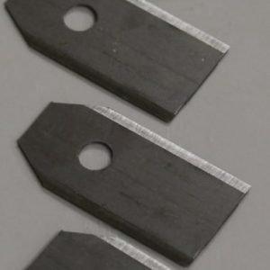 Robottiruohonleikkurin varaterät 3kpl