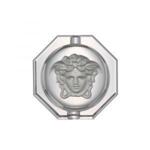 Rosenthal Versace Medusa Luminere Tuhkakuppi Kirkas 13 Cm