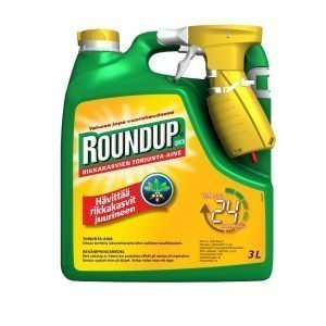 Roundup Quick Spray 3 L Kanisteri