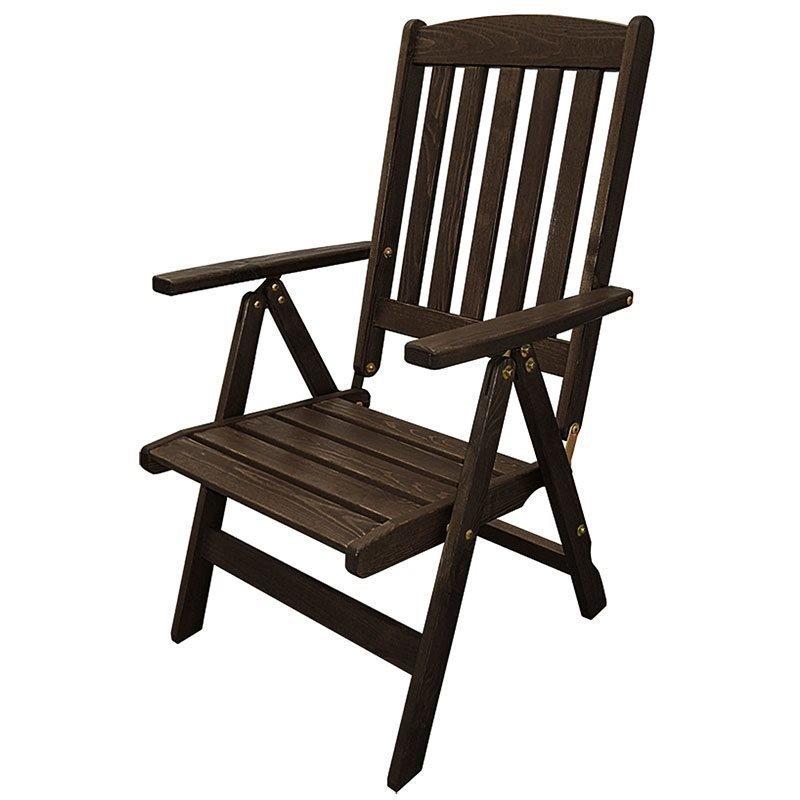 Säädettävä tuoli Oliver 2kpl Harmaa