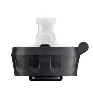 SIGG Korkki Kids Bottle Top musta/valkoinen