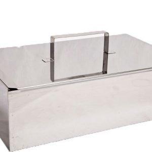 Savustuslaatikko RST 40x25x18